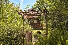 Garden vila