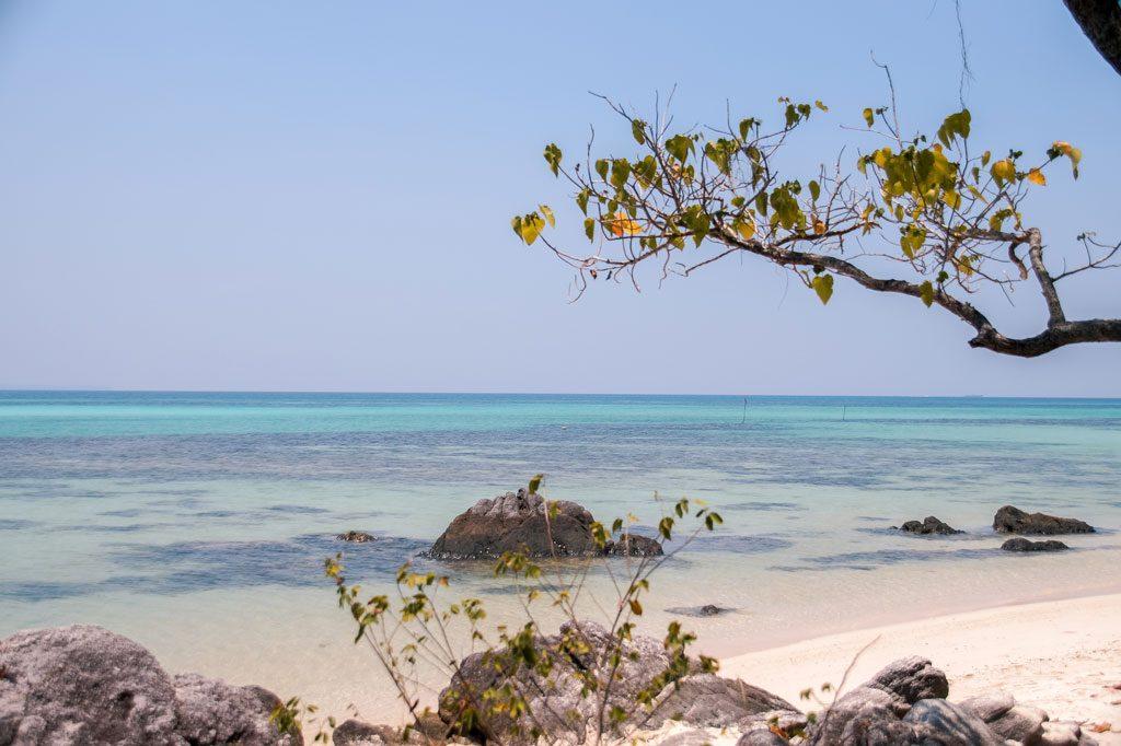 A beach on Karimunjawa islands