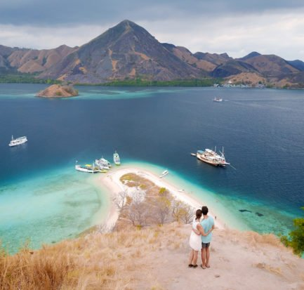 komodo tour to kelor island