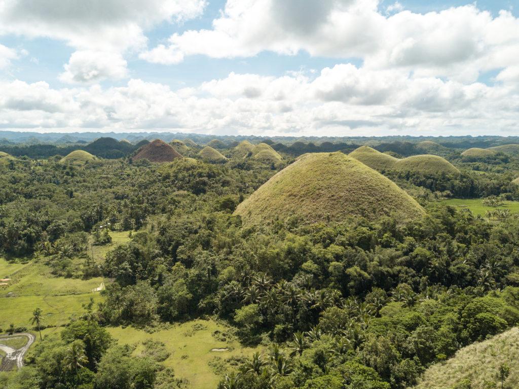 Bohol itinerary: Chocolate hills