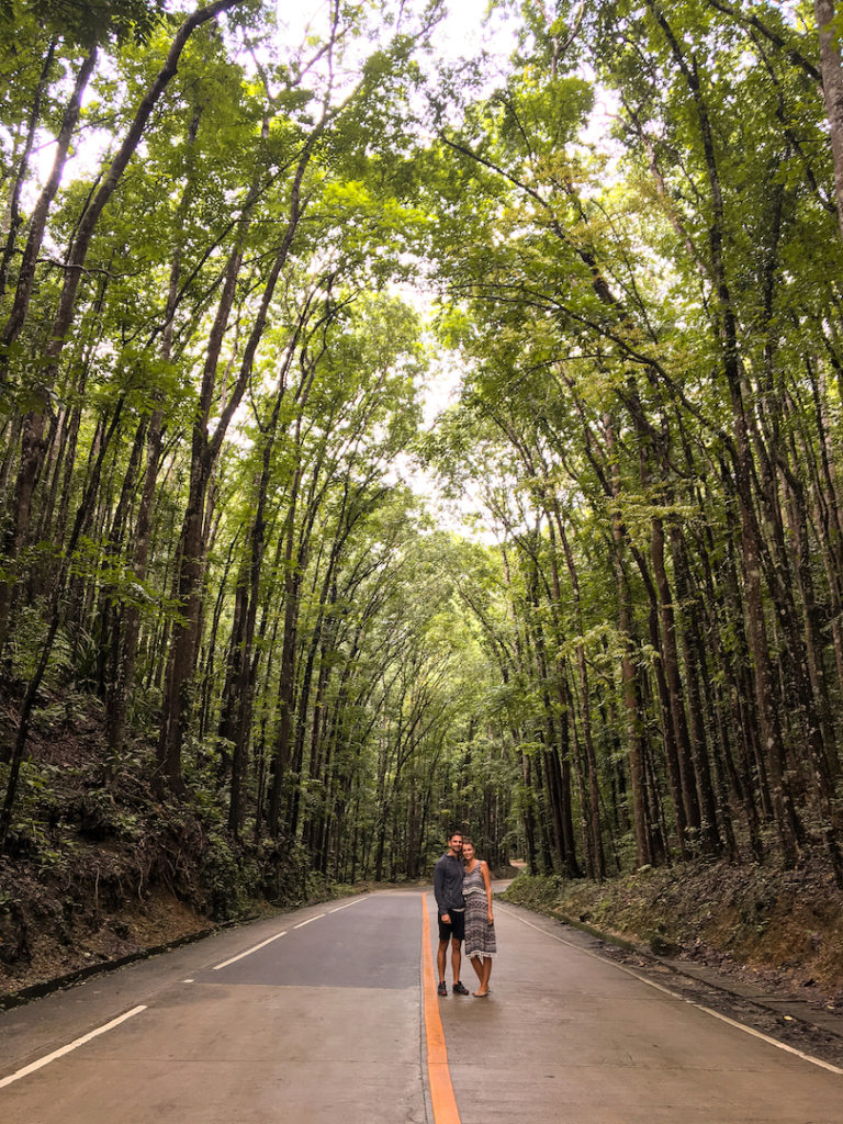 best itinerary for Bohol island