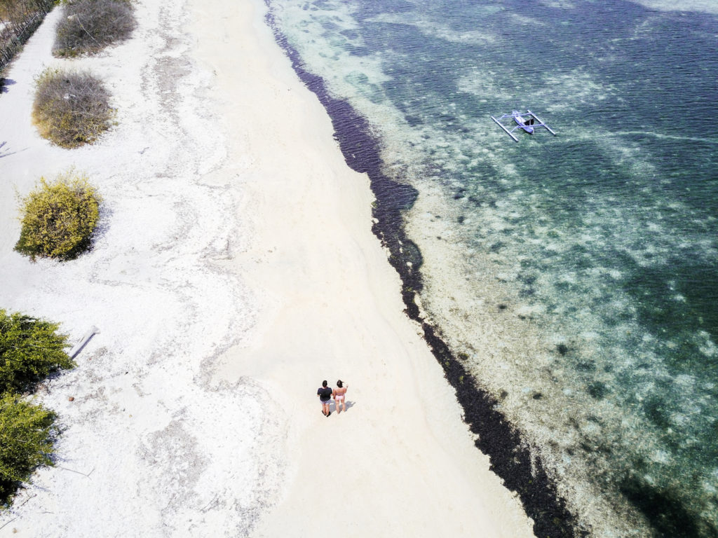 Indonesia itinerary 2 weeks Gili air, indonesia