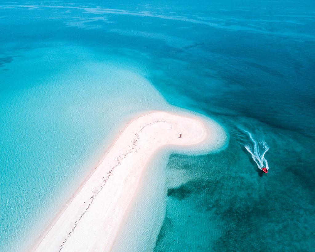2018, Kalangaman Island
