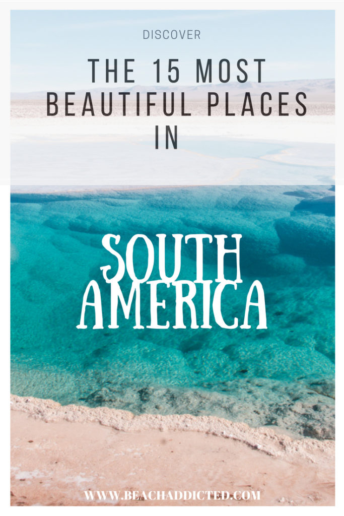 Dicover the 15 most beautiful places in South America #southamerica#southamericatravel#southamericabestplaces#southamericaplacestosee#southamericaplaces#southamericaplacestovist#themostbeautifulplacesintheworld#southamericabackpacking