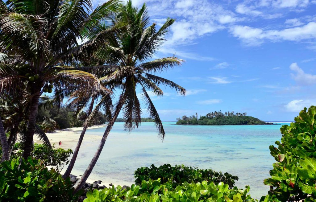 Cook Islands, beach destinations