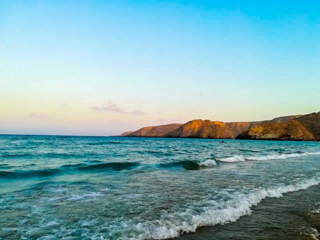 beach destination, Oman