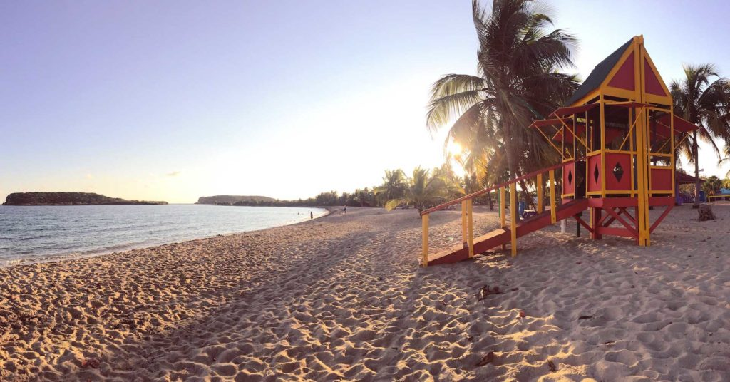 Puerto rico, best beaches