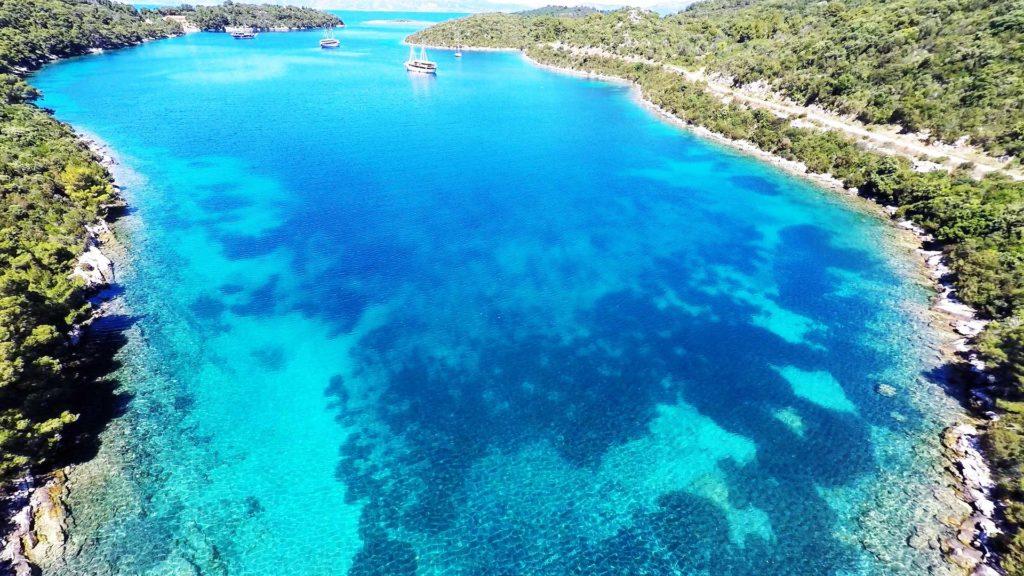 beach vacations, Mjet Croatia
