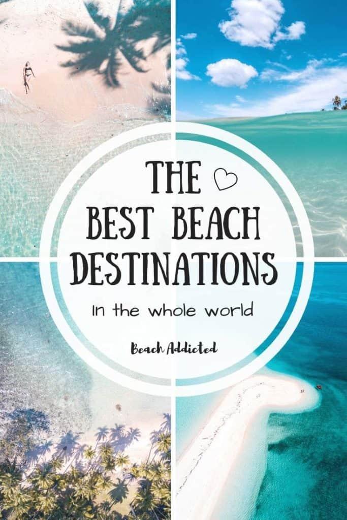 THE BEST BEACH HOLIDAY DESTINATIONS #beaches#bestbeaches#themostbeautifulbeaches#bestbeachvacations#bestbeachesintheworld#beachpictures#beachblog#beachbloggers#travel#beachespictures#tropicalbeachpictures#beachmotivation#beachmotivationpictures#beachesphotography#bikinigirl