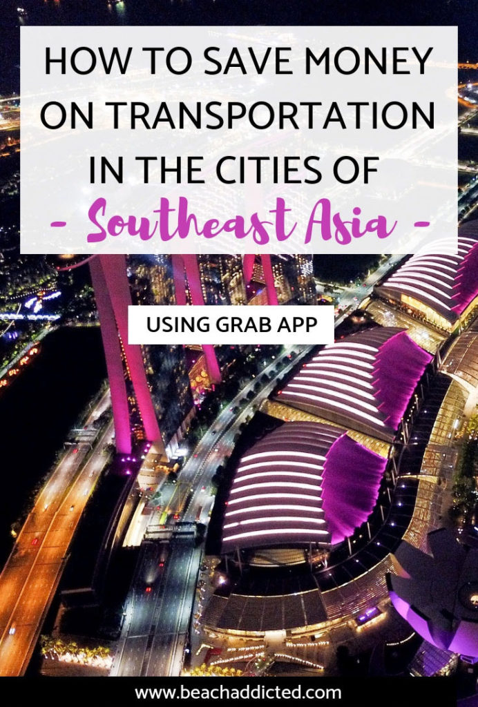 Why you should use the Grab app and ditch taxis in Southeast