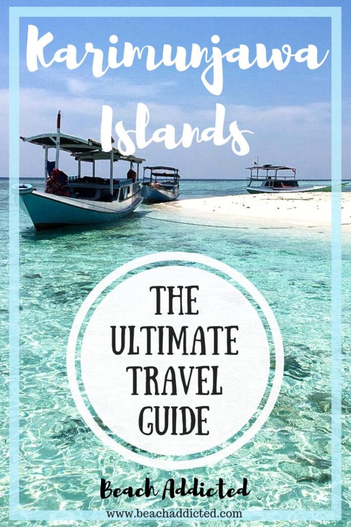 Karimunjawa Islands One Of The Best Islands In Indonesia