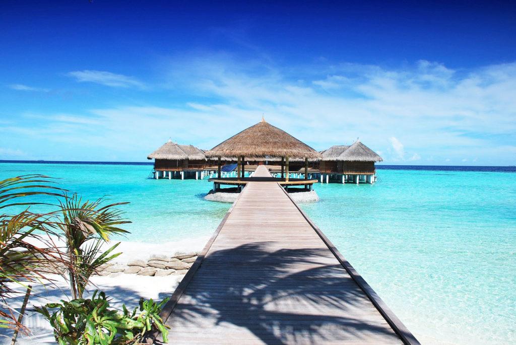 beaches and holidays, Maldives