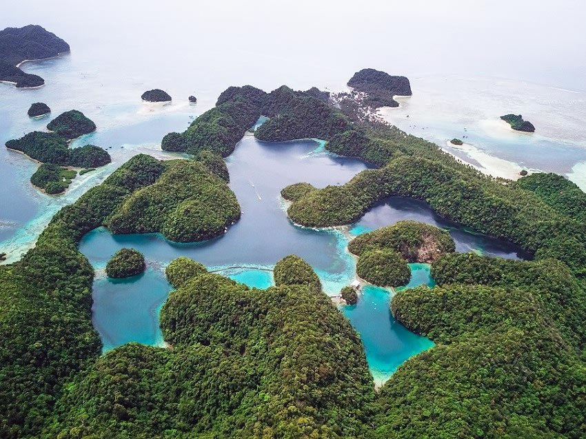 Siargao, beautiful beaches and holidays