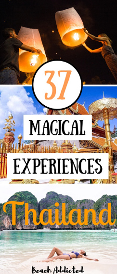 BEST EXPERIENCES IN THAILAND #thailand#thailandtravel#thailandtraveltips#thailandthingstodo#bestof thailandbucketlists#experiencesinthailand