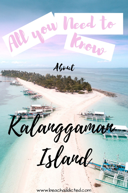 ABSOLUTE GUIDE TO KALANGGAMAN ISLAND IN THE PHILIPPINES