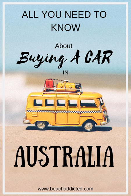 All you need to know about buying a car in Australia for backpackers #backpackercar#backpackercaraustralia#australia#campingaustralia#traveltips#australiatravel#australiaadventure