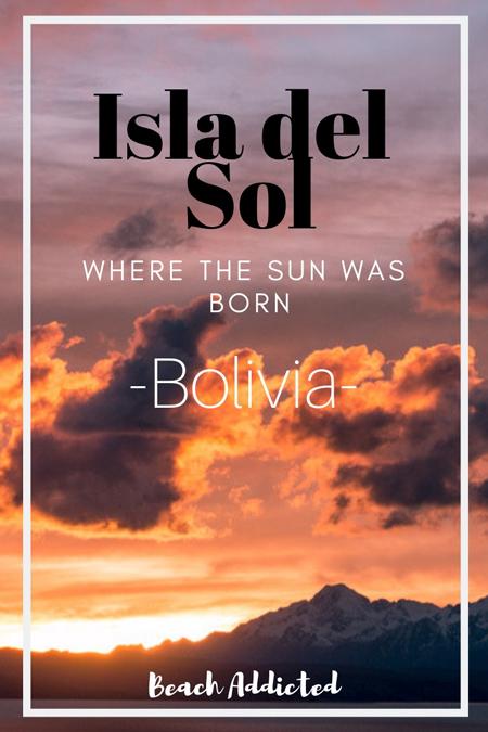 ISLA DEL SOL, WHERE THE SUN WAS BORN, BOLIVIA #Isladelsol#isladelsolbolivia#bolivia#boliviatravel#boliviaisladelsol#southamerica#southamericabackpacking#southamericabucketlist