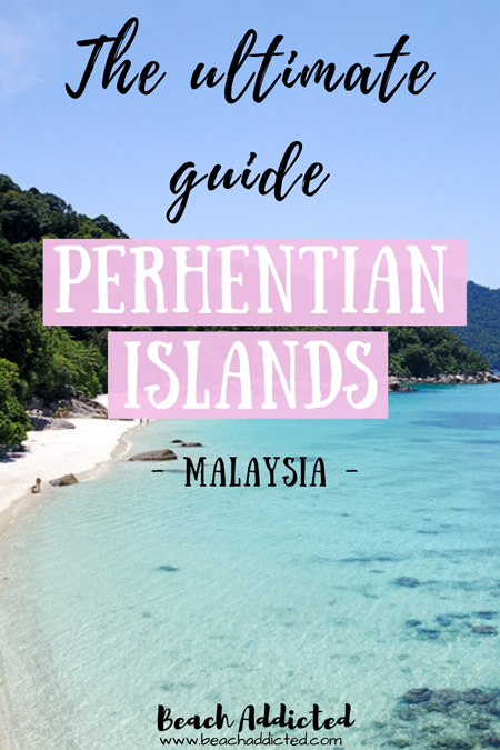 THE ULTIMATE GUIDE TO PERHENTIAN ISLANDS #perhentianislands#malaysia#perhentianislandsmalaysia#bestbeaches#ultimateguide