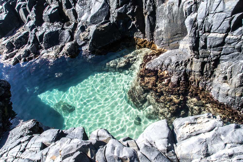 Fairy pools of Noosa
