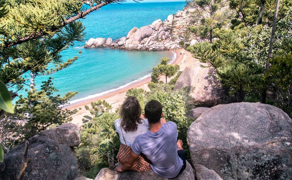 Camping on Magnetic island
