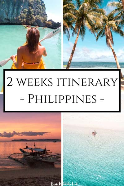 2 awesome weeks in the Philippines  #philippines#beaches