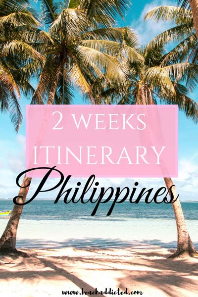 2 Weeks guide in the Philippines #philippines#southeastasia
