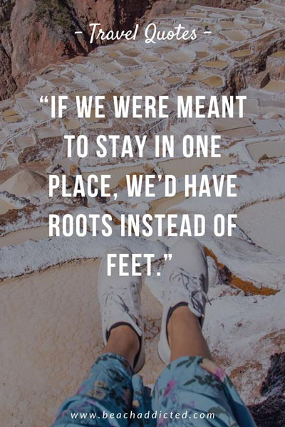 The 70 best travel quotes, that will awaken your inner ...