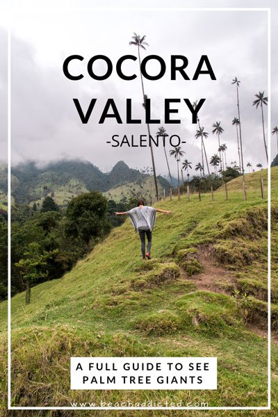 how you can spend your day wandering around Salento #colombia