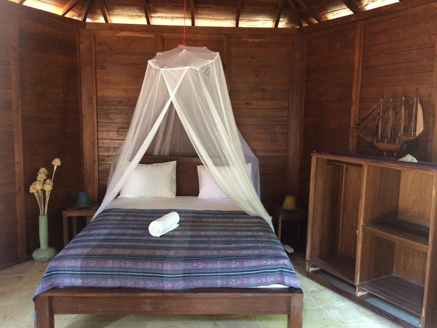 best hotel on Karimunjawa islands