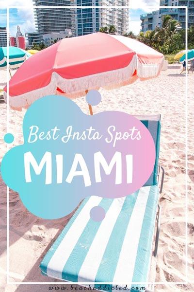 Best Insta spots in Miami