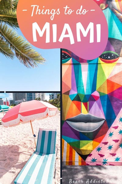 Travel guide to Miami