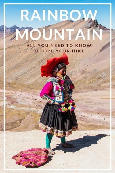 all you need to know before your hike to Vinicunca