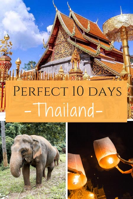 10 days in Thailand guide