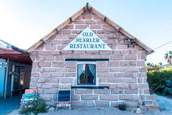 a house called old pearler restaurant