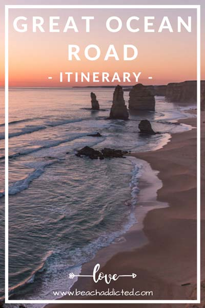 a full guide to the best things to do and see on Great Ocean Road just in two days