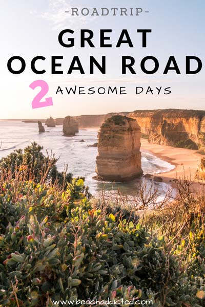 Get to know all the best spots you can see in just two days on Great Ocean Road- best itinerary