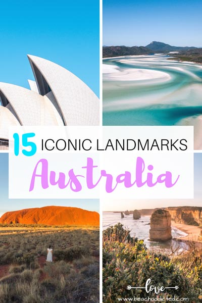 a full guide to all 15 famous spots in Australia which you need to see right now.