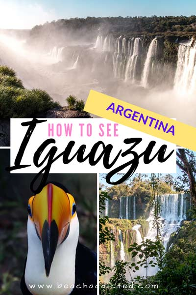 All you need to know about visiting Iguazu waterfalls