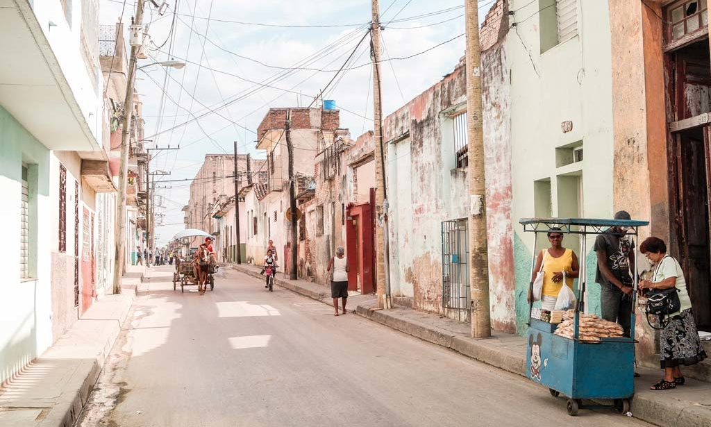 colonial streets of Santa Clara Cuba, best things to do