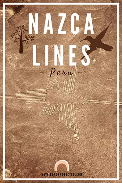 how can you see Nazca lines in Peru