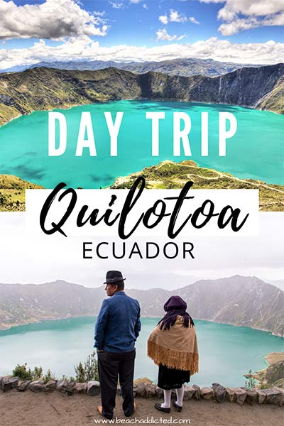 how to spend a day in Quilotoa, full guide, self-drive