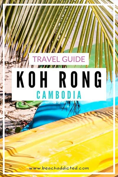 all things you need to know when you travel to Koh Rong Island