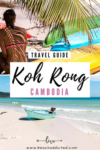 ultimate Koh Rong travel guide with best things to do