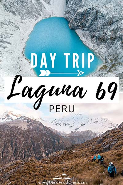 what to expect from the alternative hike to Laguna 69 in Peru
