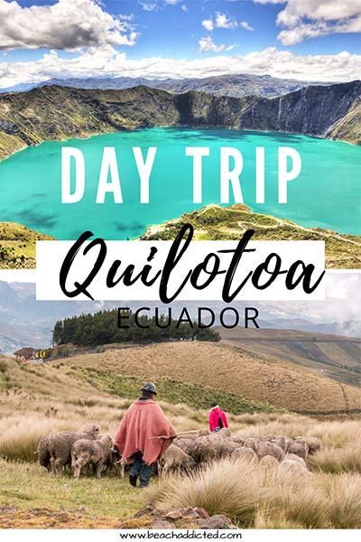 discover Laguna de Quilotoa on a day trip from Quito