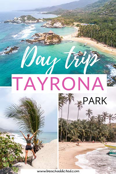 perfect day trip to Tayrona National Park, the best things to do
