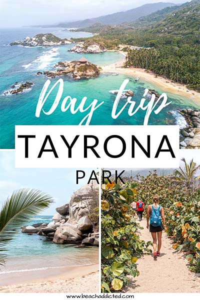 how can you see Tayrona in one day