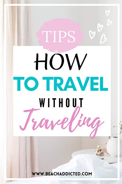 list of fun things to do at home when you cant travel