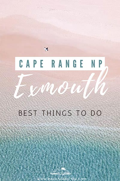 best things to do in Exmouth, Australia