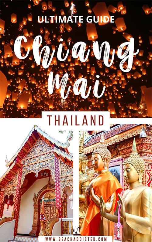 the ultimate 3 days Chiang Mai itinerary with best things to do